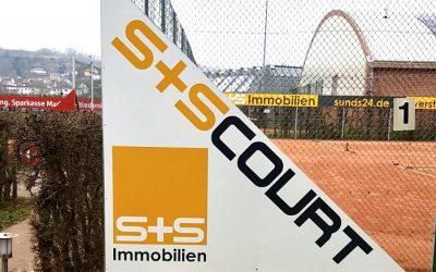 S+S Immobilien Court Werbung