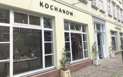 Gefräste Einzelbuchstaben Kochanow Boutanique