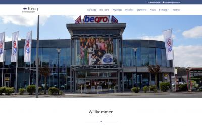 Relaunch krug-immo.de