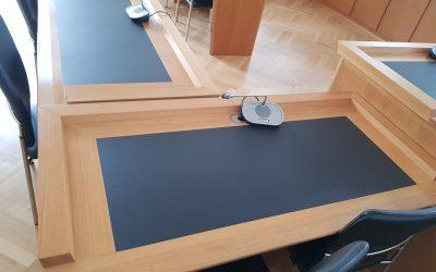 Landgericht Giessen Flächenfolierung