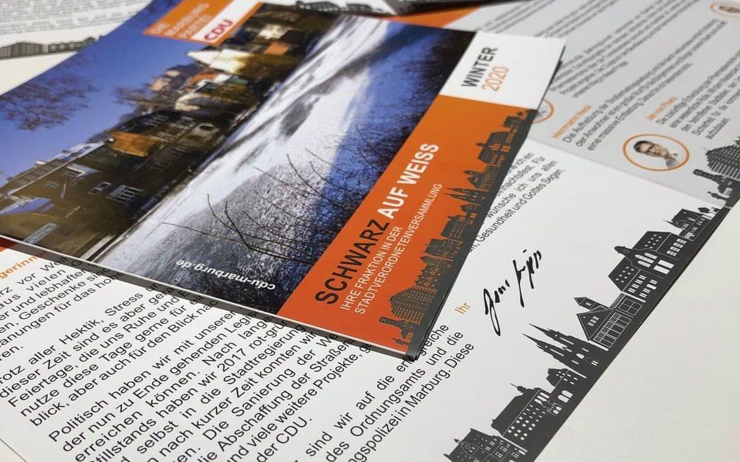 Faltblatt – CDU-Marburg