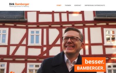 Webdesign – Dirk Bamberger