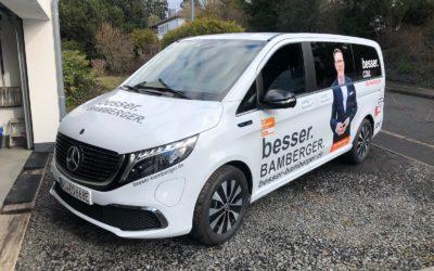 Fahrzeugfolierung – Dirk Bamberger